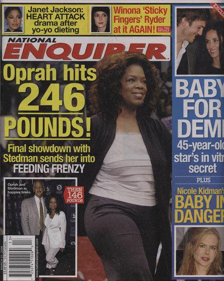 National Enquirer Headlines National Enquirer Headlines