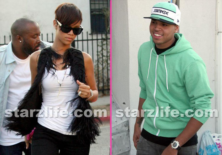 Rihanna/Chris Brown Head to Court Today