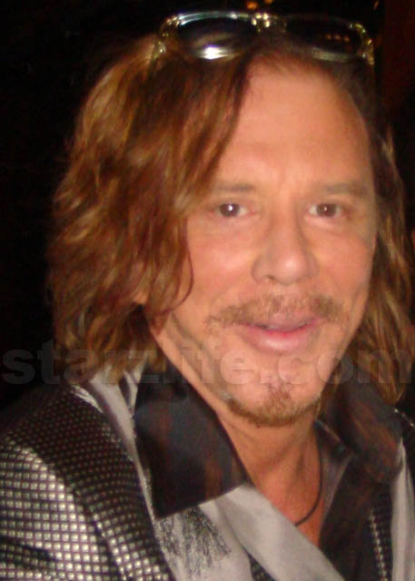 Mickey Rourke Signs Iron Man 2 Deal.