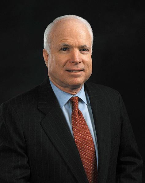 john mccain wife. U.S. Senator John McCain