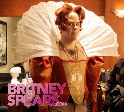 Perez Hilton Is Britney S Ring Leader Starzlife
