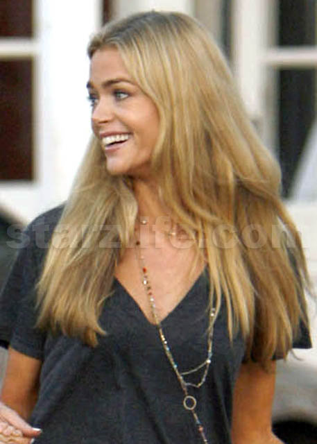 Denise richards real or fake boobs