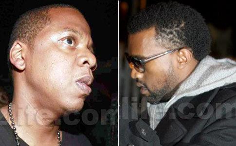 JayZ-Kanye