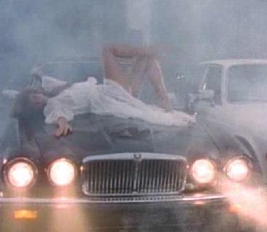 Tawny Kitaen Whitesnake Car