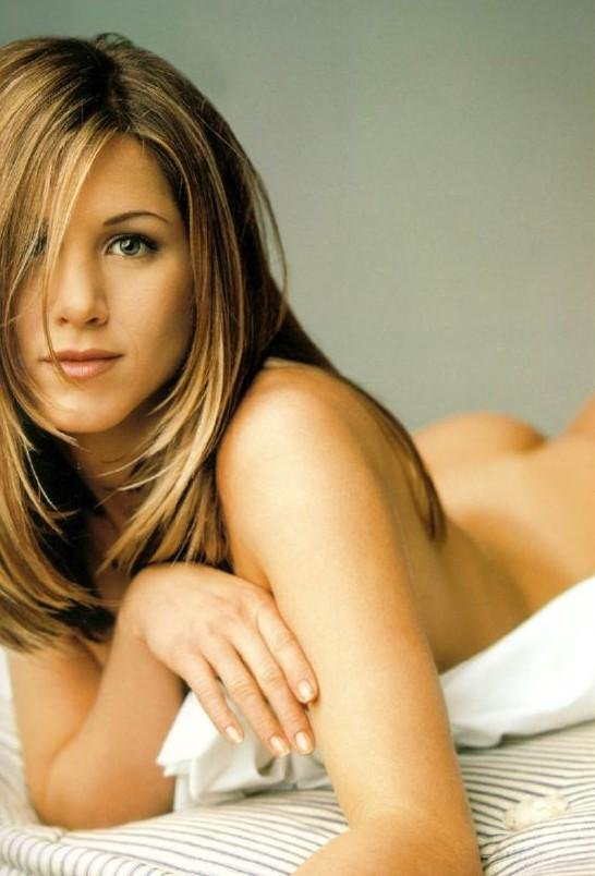 jennifer anniston nude playboy photo