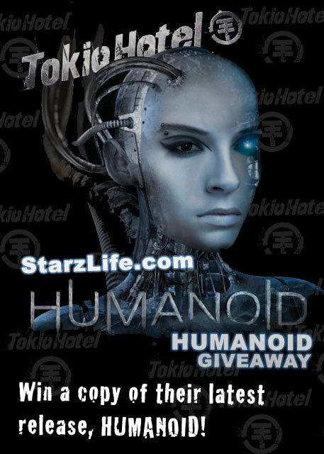 Tokio Hotel   Humanoid Contest WINNERS!!!