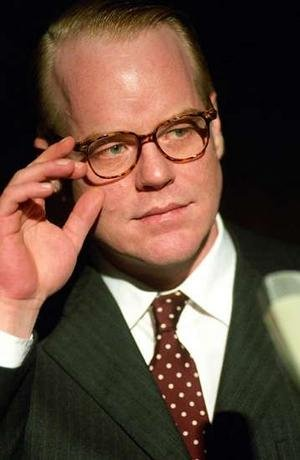 Philip Seymour Hoffman is