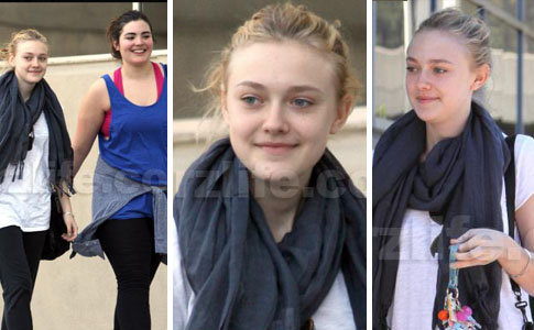 STARZLIFE PICS: Dakota Fanning Grew Up Pretty Hot