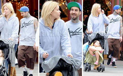 It Looks Like Shanna Moakler And Travis Barker Have Flipped Their Off On Relationship To The Position Yet Again