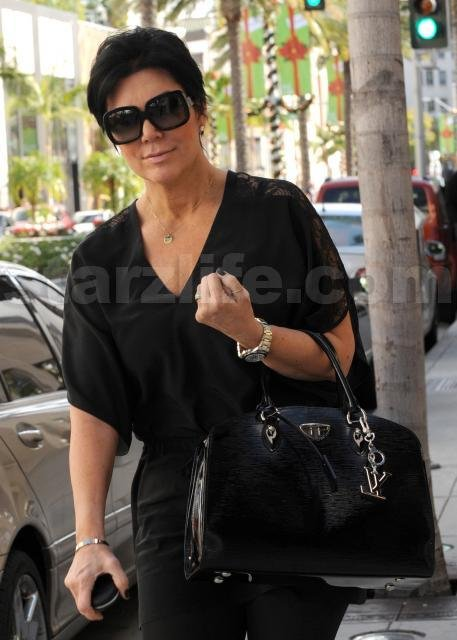 Kris Jenner Throws Out Divorce Rumors