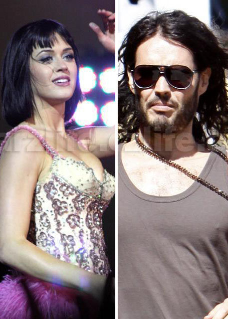 Did Katy Perry and Russell Brand Spend Christmas Apart?