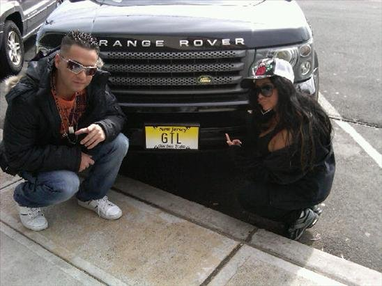 Snooki Reveals the GTL Mobile