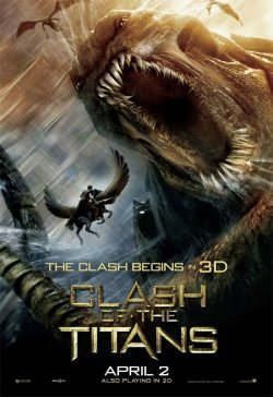 Clash of the Titans 3 D Smashes Holiday Box Office