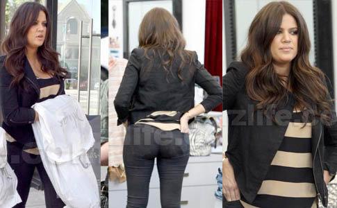 Khloe Kardashian: Still Not Pregnant