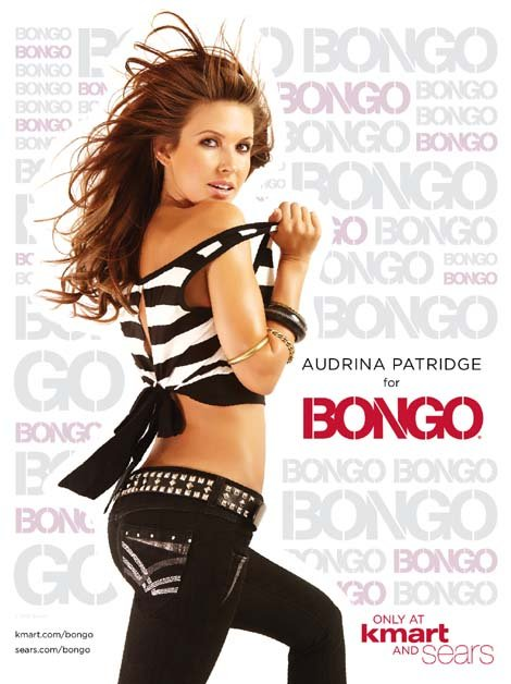 Audrina Patridge for Bongo Jeans