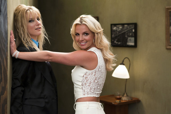 Britney/Brittany Rock Glee Ratings!