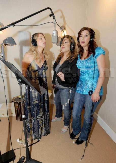 Wilson Phillips Recording New Album On Reality TV Show