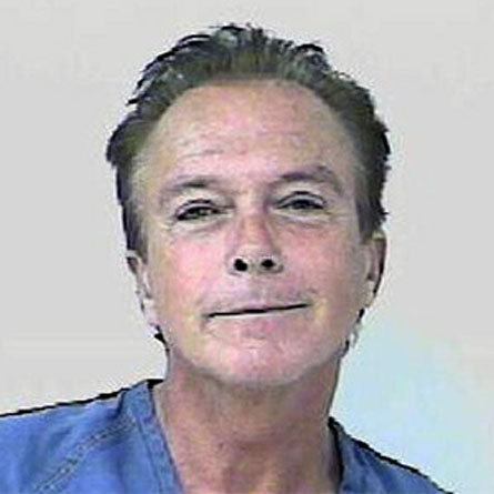 David Cassidy Happy Even in Custody