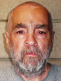 Charles Manson Busted With Cell Phone in Prison