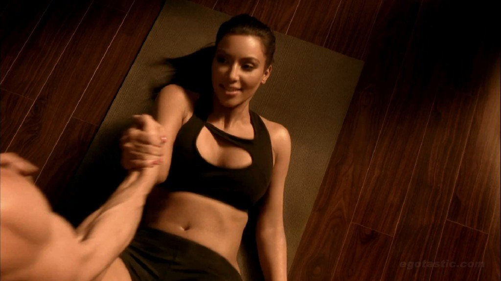 Kim Kardashian Goes Sexy For Shape Ups