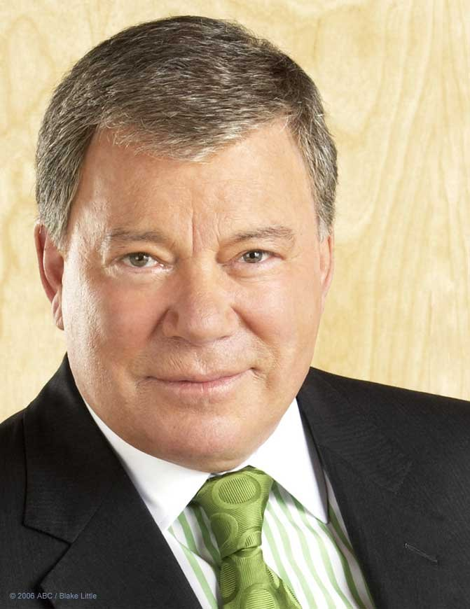 William Shatner - Wallpaper Gallery