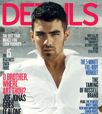 Jonas Brother Joe Goes Solo For Details