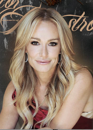 Taylor Armstrong becomes the face of Davi Skin Care!