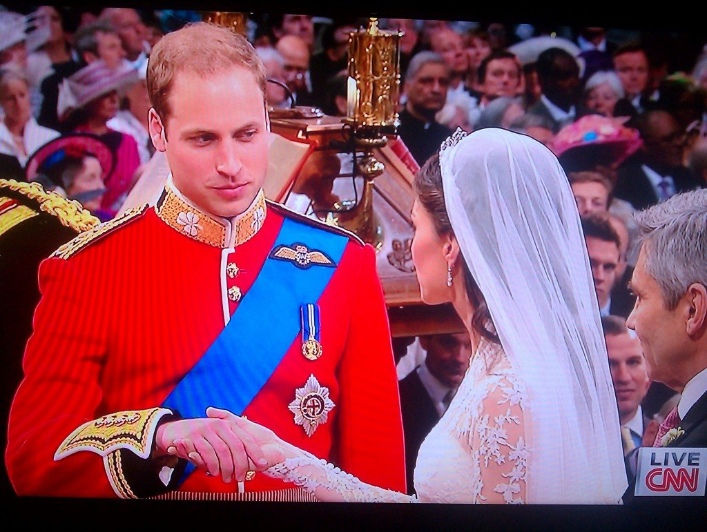 Did You Watch The Royal Wedding?