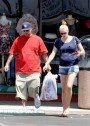EXCLUSIVE!!! Kevin Federline And Victoria Prince Shop For School Uniforms