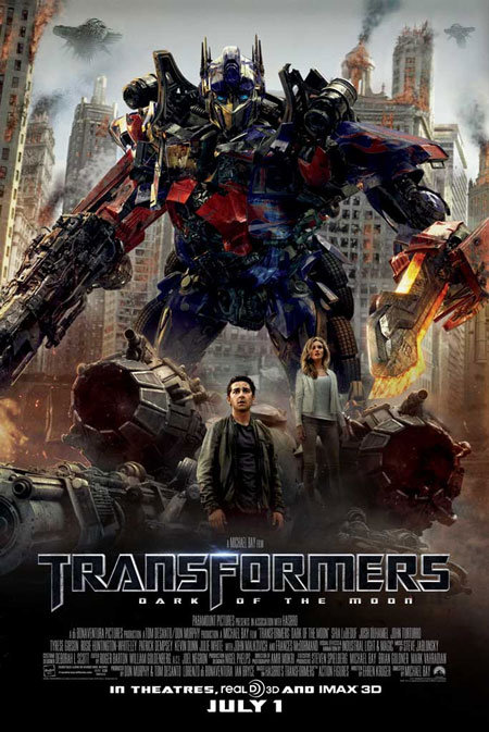 Transformers 3 Breaking Records In One Day