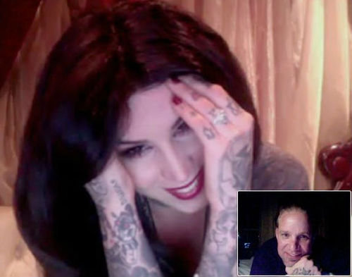 Kat Von D And Jesse James The Wedding Is Back On Her show may be canceled