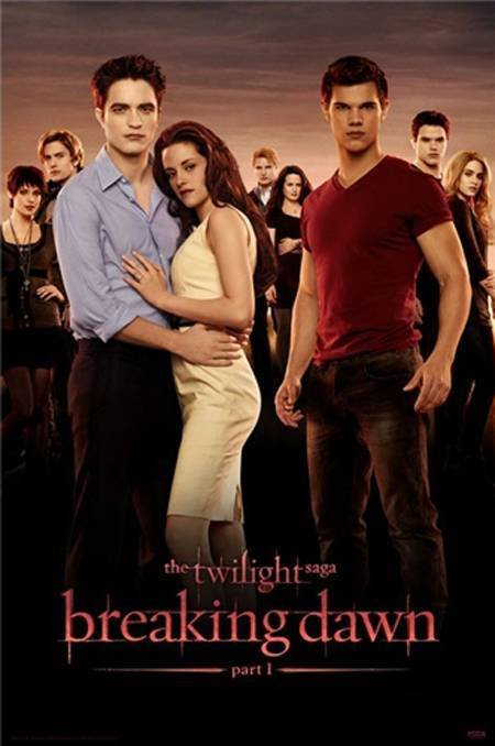 Twilight: Breaking Dawn Just Hours Away