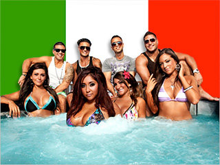 Sneak Peek At Season 5 Of Jersey Shore!