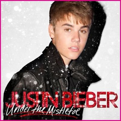 Justin Bieber on Justin Biebers Christmas Album Artwork Revealed Justin Bieber