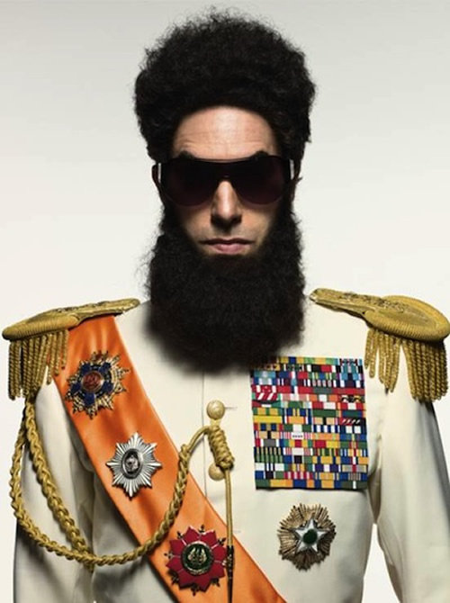 Sacha Baron Cohen Not Banned From The Oscars