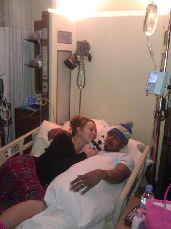 Nick Cannon Released From The Hospital