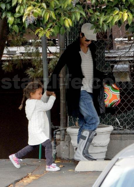 Halle Berry & Gabriel Aubry Reach An Agreement Following Thanksgiving Brawl