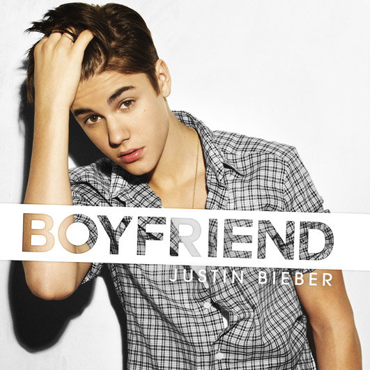 Justin Biebers New Single Cover: You Choose