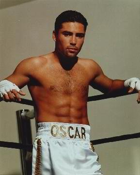 Oscar dela hoya single