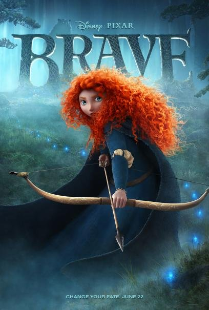 Pixars Brave Takes Weekend Box Office