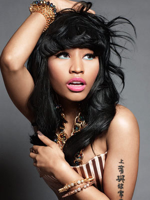 Report: Nicki Minaj To Judge American Idol