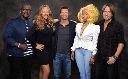 Mariah Careys Biggest Idol Feud, With Ryan Seacrest?