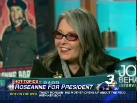 Roseanne Barr To Be Named On Florida Presidential Ballot