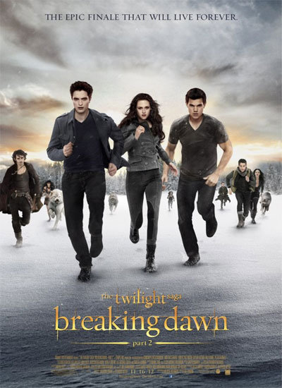 Twilight Finale Dominates Weekend Box Office